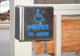 Handicap Door Operators Mississauga